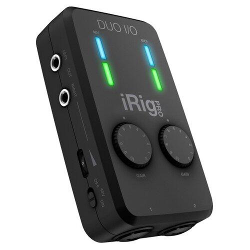 Внешняя звуковая карта IK Multimedia iRig Pro Duo I/O