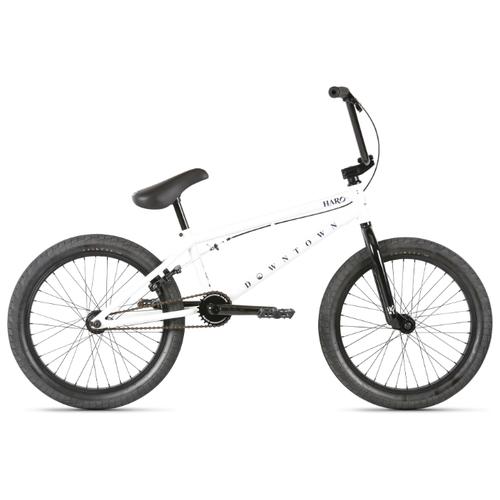 Велосипед Haro 20' Downtown BMX, 20,5' Белый (21323)
