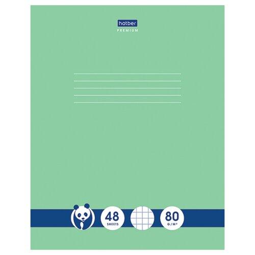 Купить Hatber Панда-Тетрадь 48Т5A1_23630, 10 шт, клетка, 48 л., Тетради