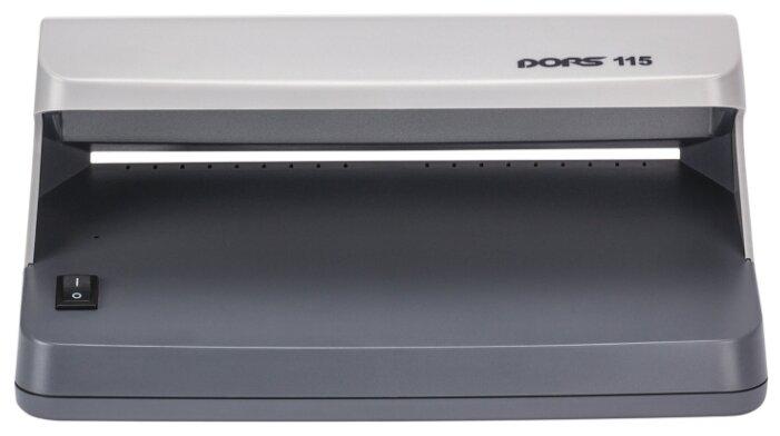 Просмотровый детектор банкнот DORS 115