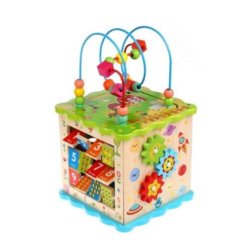 Фото - Развивающая игрушка Наша игрушка В деревне (HXH2019072403-17) разноцветный развивающая игрушка mapacha суперкуб разноцветный