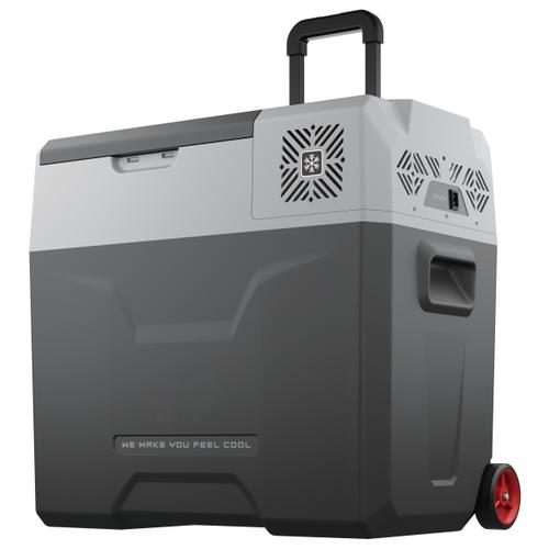 Автомобильный холодильник Alpicool CX40 серый