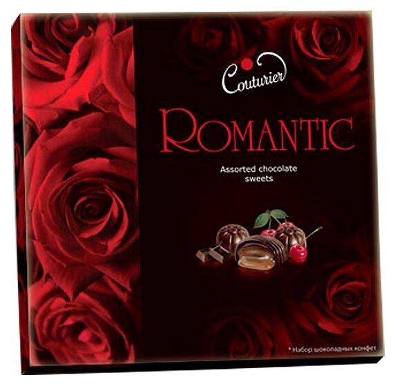 """Купить Набор шоколадных конфет """"Couturier"""" Romantic, Ассорти 360 г по низкой цене с доставкой из Яндекс.Маркета"""