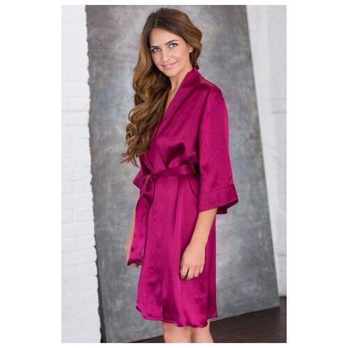 Пеньюар Mia-Mia размер XS(42) бордовый платье oodji ultra цвет красный белый 14001071 13 46148 4512s размер xs 42 170