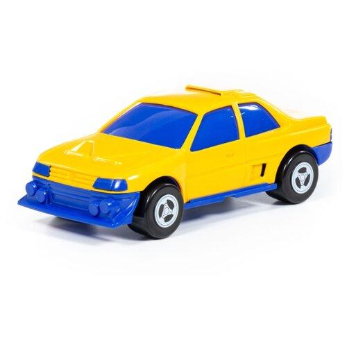 Фото - Легковой автомобиль Полесье Лидер (5952) 22 см полесье набор игрушек для песочницы 468 цвет в ассортименте