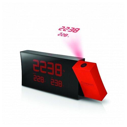 Проекционные часы Oregon Scientific RMR221PN с измерением температуры комнатной/наружной