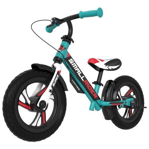 Беговел Small Rider Motors EVA, аква small rider тюбинг с сиденьем small rider snow cars 3 вм чёрно синие