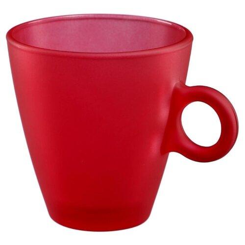 Чайная чашка Easy Bar Soft (320 мл), малиновая 430280M04321286 Bormioli Rocco
