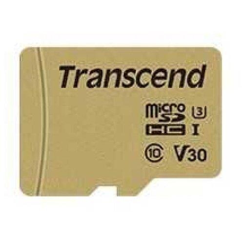 Фото - Флеш-накопитель Transcend Карта памяти Transcend 64GB UHS-I U3 microSD with Adapter, MLC карта памяти transcend 8gb uhs i u1 microsd with adapter mlc