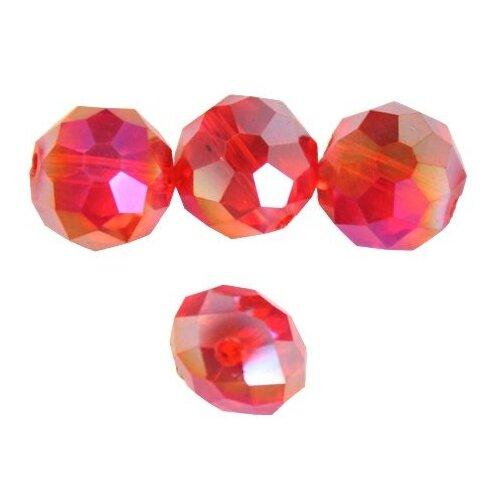 Купить GBZ Бусины стеклянные, 12 мм, упак./10 шт., 'Астра' (G-9), Astra & Craft, Фурнитура для украшений