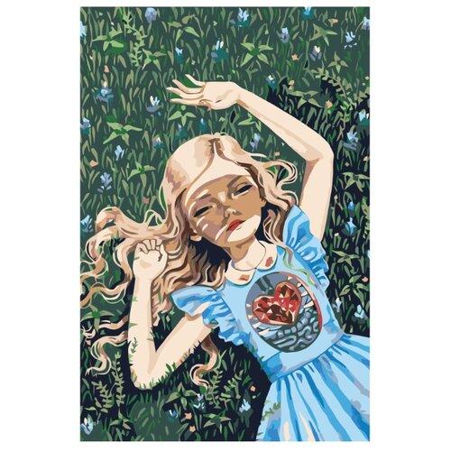 Купить Картина по номерам, 100 x 150, Z-AB704, Живопись по номерам , набор для раскрашивания, раскраска, Картины по номерам и контурам