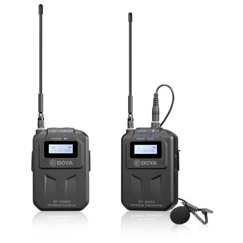 Boya BY-WM6S Беспроводная микрофонная система УКВ
