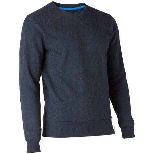 Джемпер мужской NH150, размер: S, цвет: Синий QUECHUA Х Декатлон