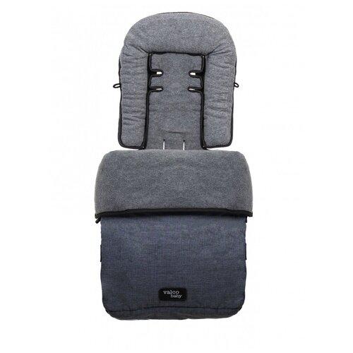 Конверт-мешок Valco Baby Snug Footmuff denim