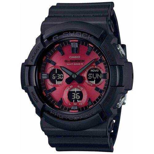 Японские наручные часы Casio GAW-100AR-1AER мужские кварцевые