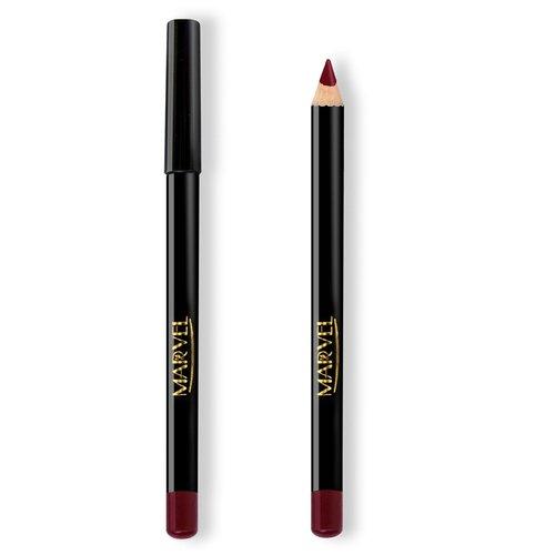 Marvel Cosmetics Карандаш для губ 328 Burgundy marvel cosmetics карандаш для губ 337 rose quartz