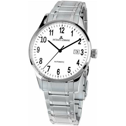 Фото - Наручные часы JACQUES LEMANS 1-2073H наручные часы jacques lemans 1 2027d