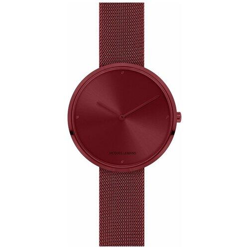 Фото - Наручные часы JACQUES LEMANS 1-2056Q наручные часы jacques lemans 1 2068b