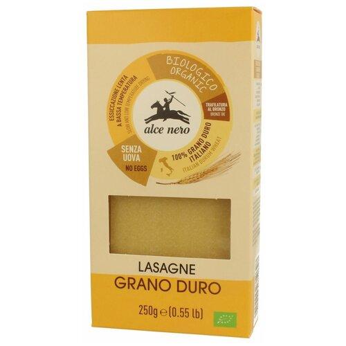 био оливки зеленые bella di cerignola alce nero 350 г Alce Nero Лазанья Lasagne, 250 г