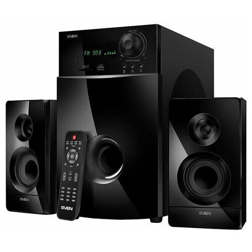 Компьютерная акустика SVEN MS-2100 черный