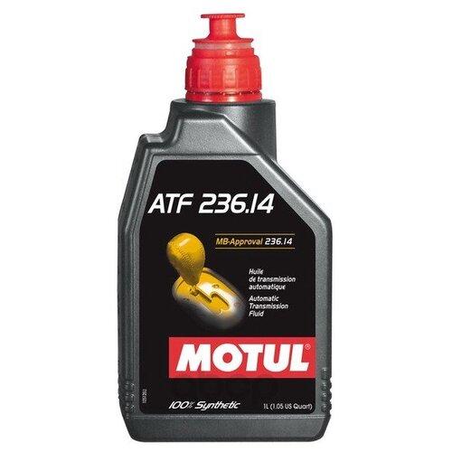 Масло Трансмиссионное Motul Atf 236.14 1l Mb-Ap MOTUL арт. 105773 трансмиссионное масло motul atf vi 1 л