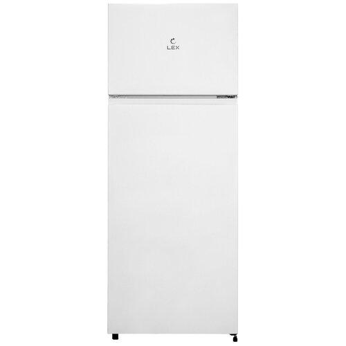Фото - Холодильник LEX RFS 201 DF WHITE холодильник lex rfs 202 df ix