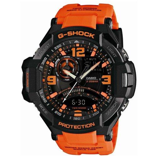 Наручные часы CASIO GA-1000-4A наручные часы casio ga 800 4a