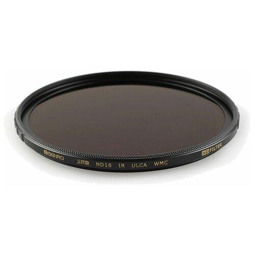 Фото - Светофильтр Benro SHD ND16 IR ULCA WMC 58 mm светофильтр benro shd nd8 ir ulca wmc 77 mm