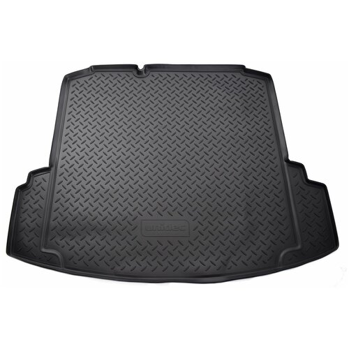 Коврик багажника NorPlast NPL-P-95-22 черный коврик багажника norplast npl p 22 13 черный
