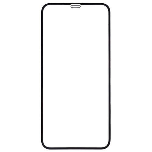 Защитное стекло Gosso FULL SCREEN для Apple iPhone XR черный