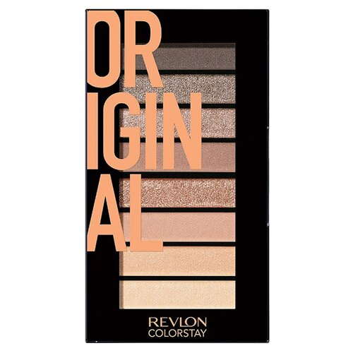 Revlon Палетка теней ColorStay Looks Book Eye Shadow Palettes 900 original sleek makeup quattro eye shadow medussa s kiss палетка теней тон 331