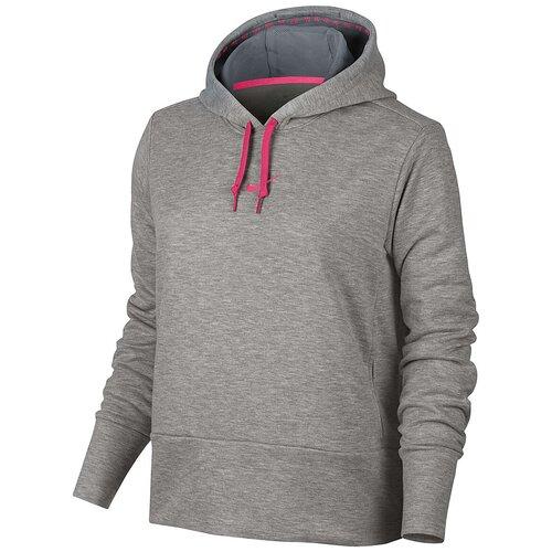 Джемпер графит Dry Hoodie Nike, S