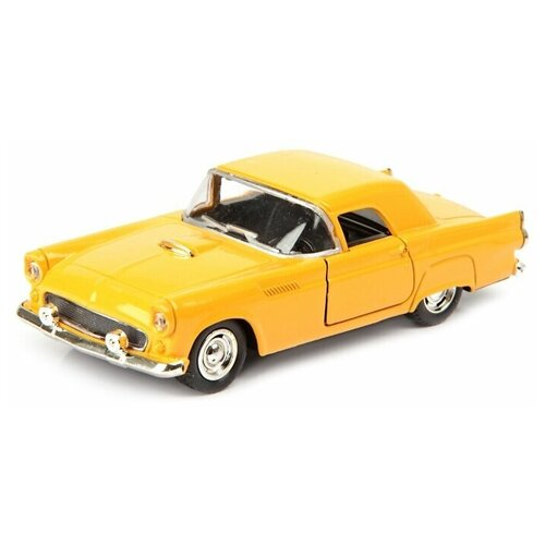 Купить Машина HOFFMANN 67536 металлическая RETRO Youth 1:32, дверцы открывается, инерционная, Машинки и техника