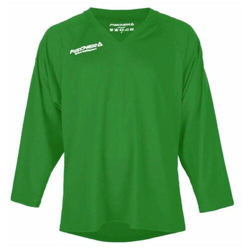 Майка тренировочная Fischer Sr (зелёный), XL