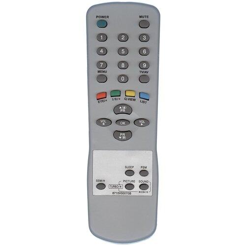 Фото - Пульт Huayu 6710V00070B (ic) для телевизора LG пульт huayu 6710v00017h ic для телевизора lg