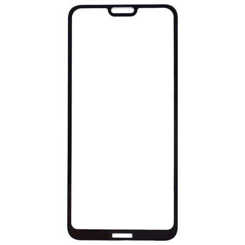 Защитное стекло Gosso FULL SCREEN для Nokia 6.1 Plus / X6 (2018) черный