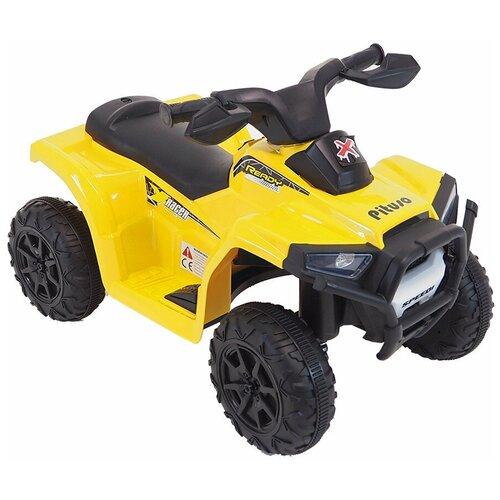 детский электроквадроцикл Электроквадроцикл Pituso XH116 Жёлтый/Yellow