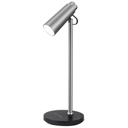 Настольная лампа светодиодная Elektrostandard Joel серебро/хром TL70190, 5 Вт лампа светодиодная skyway sh3 8smd 5630 1smd 5050 с линзой