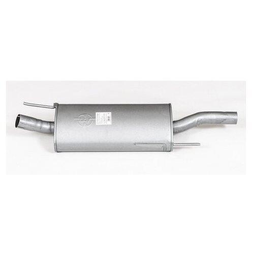 Глушитель основной VW Golf (233-735) ИГ (Производитель: Ижорский Глушитель 136005)