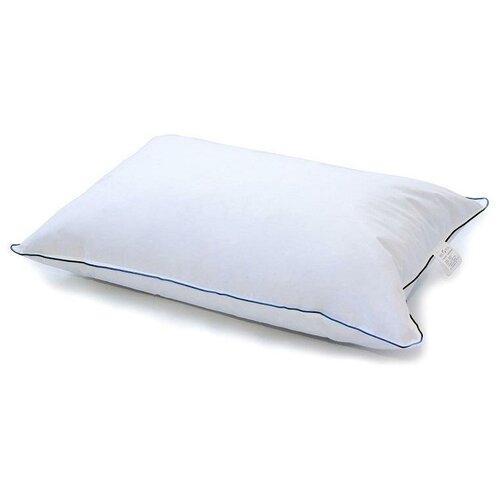 Подушка из серого гусиного пуха и пера Бел-Поль пример 50х70 мягкая