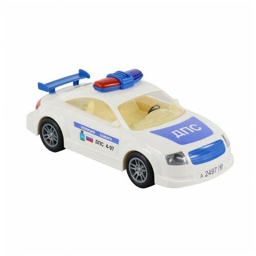 Автомобиль Полесье ДПС Самара 66060_PLS