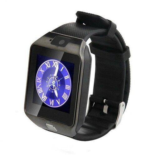 Смарт-часы Smart Watch DZ09 черные