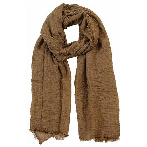 Палантин Vip collection SG2102/03 100% вискоза коричневый