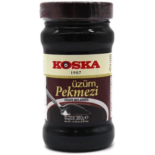 Фото - Koska Пекмез из винограда жидкость 380 г royal forest пекмез шелковицы жидкость 250 г