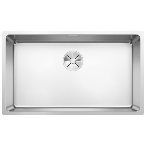 Врезная кухонная мойка 74 см Blanco Andano 700-U InFino нержавеющая сталь зеркальная полировка