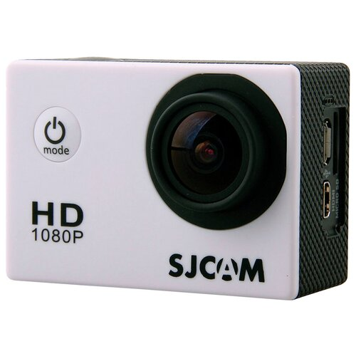 Экшн-камера SJCAM SJ4000 белый