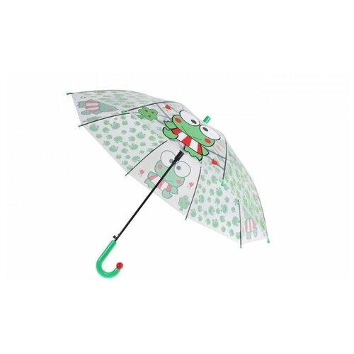 Зонт прозрачный детский «ЛЯГУШКА»