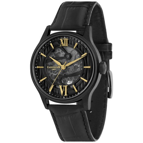 Фото - Наручные часы EARNSHAW ES-8801-04 наручные часы earnshaw es 8085 04