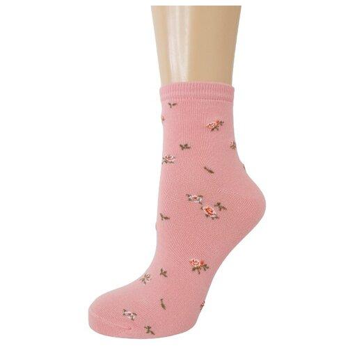 Носки женские Гамма С780, Светло-персиковый, 23-25 (размер обуви 36-40)