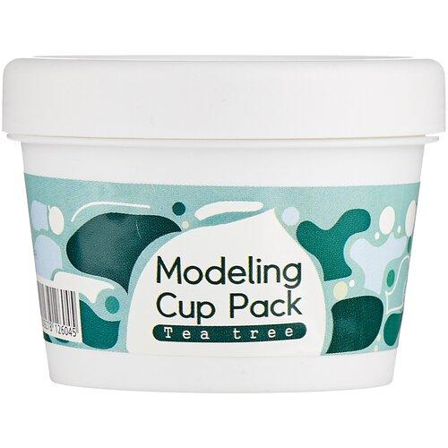 Inoface Альгинатная маска Tea Tree Modeling, 18 г inoface альгинатная маска yoghurt modeling 15 г